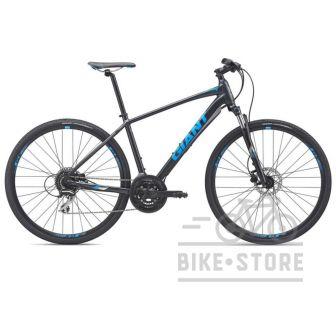 Велосипед Giant Roam 3 Disc GE метал чорний