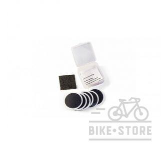 Ремнабір Neko самоклеючі латки, наждачний папір, пластиковий кейс