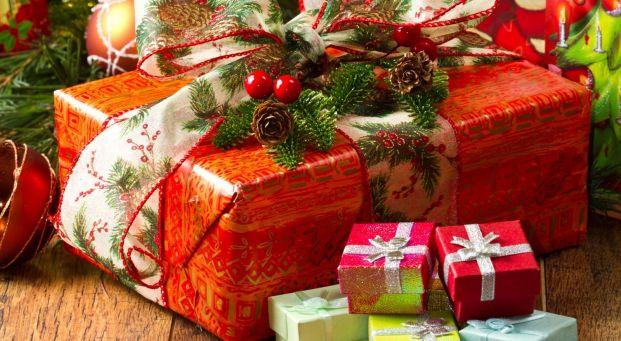 Зима – время праздников и подарков!