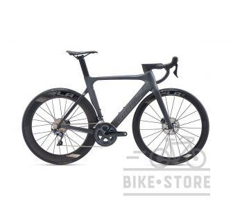 Велосипед Giant Propel Advanced 1 Disc черный