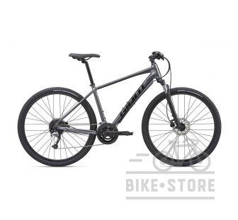 Велосипед Giant Roam 2 Disc угольный/черный