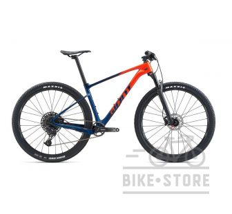 Велосипед Giant XTC Advanced 29 3 неон красный.