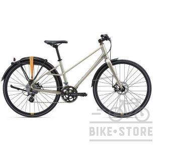 Велосипед Liv BeLiv 2 City FS сірий
